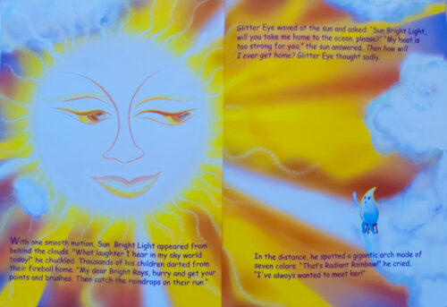 The Adventures of Glitter Eye, Volume I - by Dr. Ushana