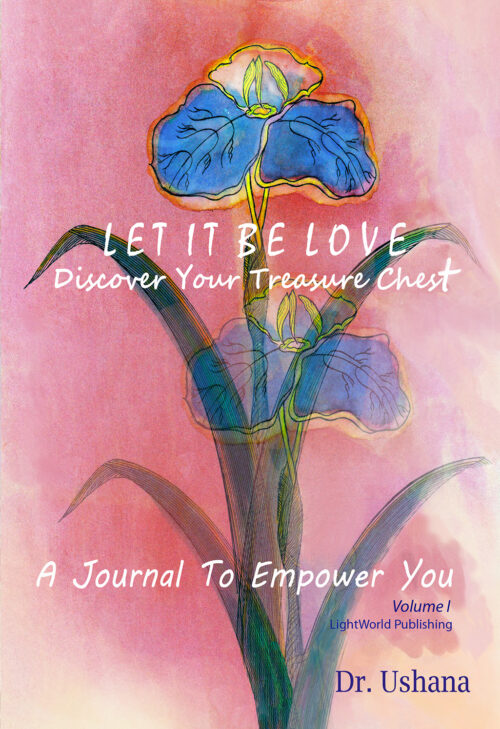 Let It Be Love Journal