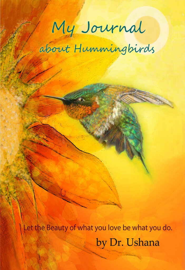 My Journal about Hummingbirds