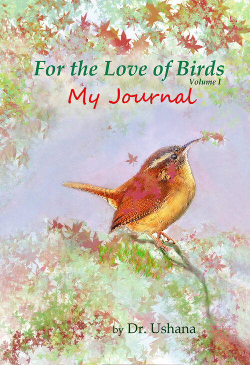 Journal - For the Love of Birds