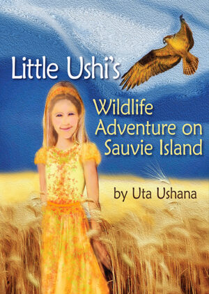 Little Ushi's Wildlife Adventure on Sauvie Island