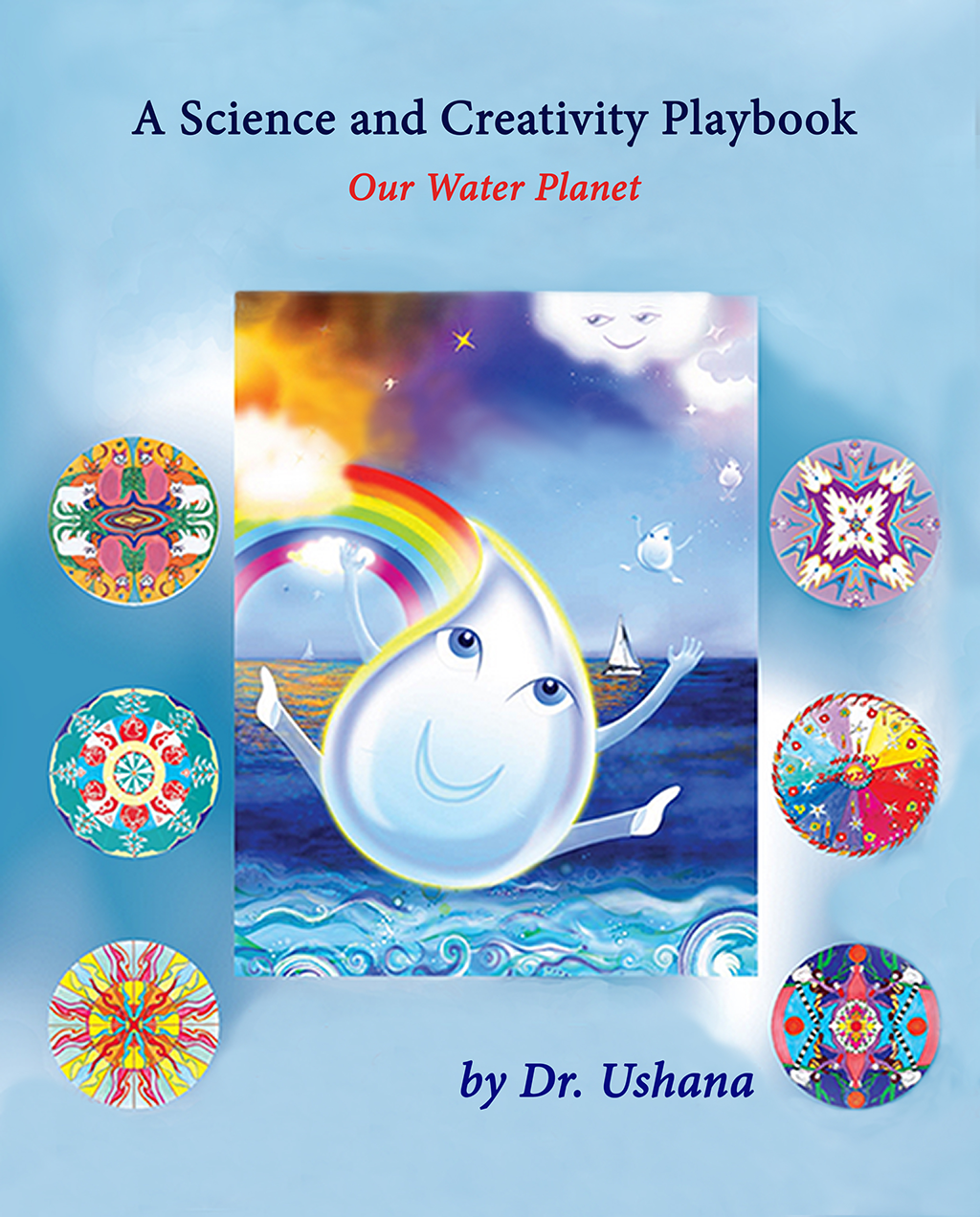 Glitter Eye - A Science and Creativity Playbook: Our Water Planet